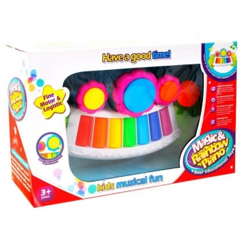 Educational piano + DRUMS