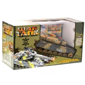 Puldiga juhitav Tank RC akuga
