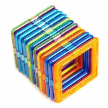 MAGFORMERS SQUARE SET 12PCS