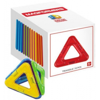 MAGFORMERS TRIANGLE 12PCS