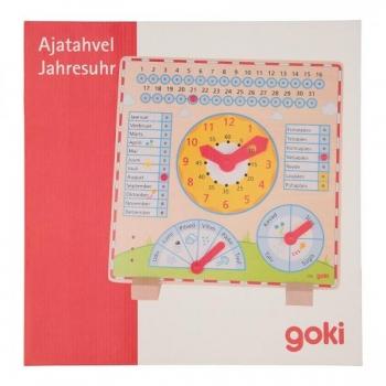 Ajatahvel 35x35cm GOKI eesti keeles