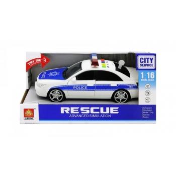 Eesti Politseiauto 1:16 Wenyi häälte ja tuledega