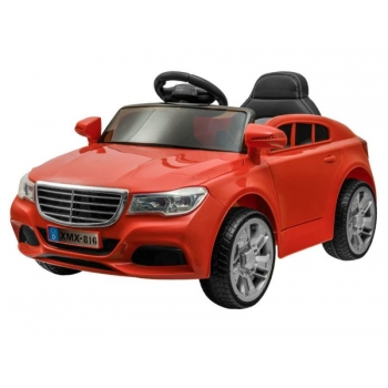 Ride on car Mercedes Red