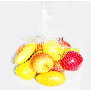 """PlaySet """"Fruit and Vegetables"""" in bag"""
