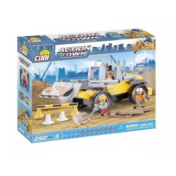 Action Town Bulldozer (250 pcs)