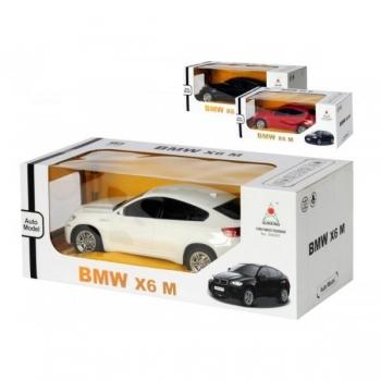 Автомобиль BMW X6 на пульте управления