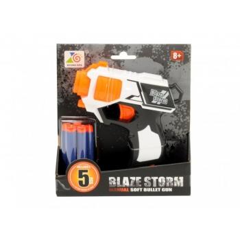 Пистолет+мягкие пули Blaze Storm