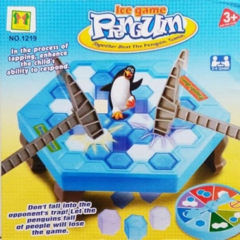 Ice game Penguin