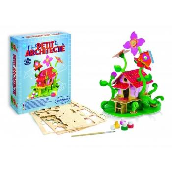 """Petit Architecte 3D конструктор """"Дом в Цветах"""""""
