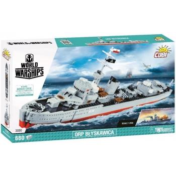 COBI World of Warships - корабль
