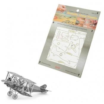 "3D Metallic Puzzle ""Fokker DV11"""