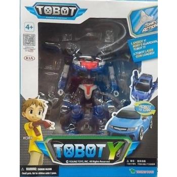Robot Transformer 2 in 1 Tobot Y