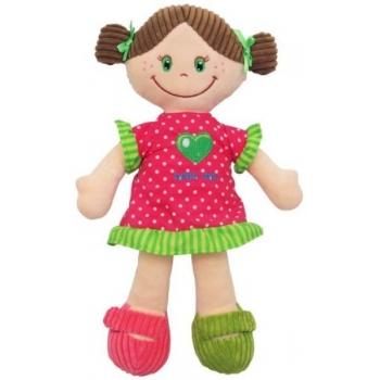 Мягкая кукла 32см.