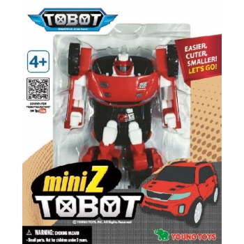 Robot Transformer 2 in 1 Tobot MINI Z