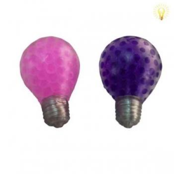 Funktsionaalpall  / Stressipall valgustusega, 7cm