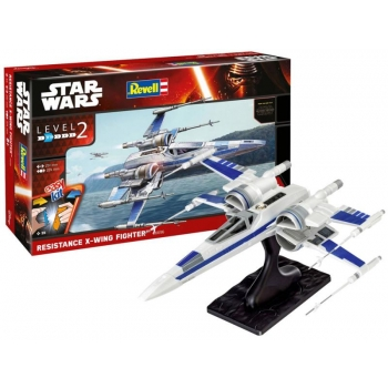 Liimitav plastmassist mudel Revell  Star Wars X-WING 1:50