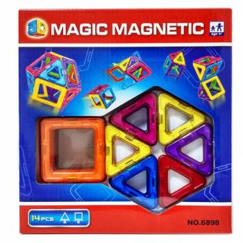 Magnetkonstruktor,14 osa
