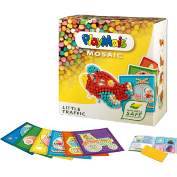 PlayMais Mosaic LITTLE TRAFFIC