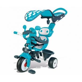 Kolmerattaline jalgratas lastele SMOBY (740601)