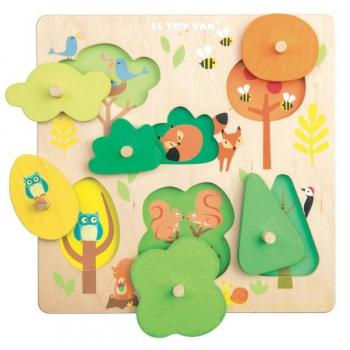 Woodland Tree Puzzle