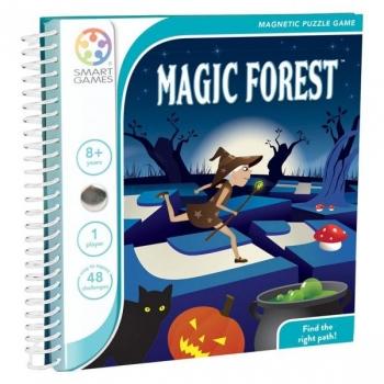 """Магнитная игра для путешествий """"Волшебный лес"""""""