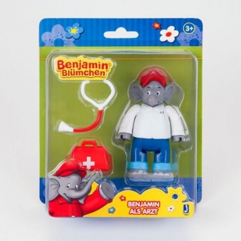 Benjamin blümchen - arsti figuur