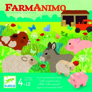 Game - FarmAnimo Djeco