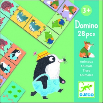 Domino - Animals