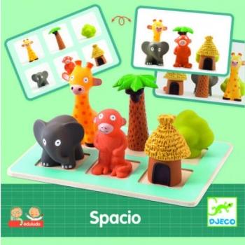 Развивающая игра Eduludo - Spacio
