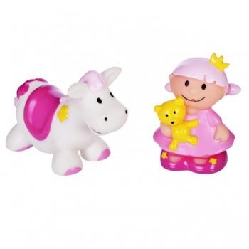"""Набор для купания """"Принцесса и лошадка"""""""