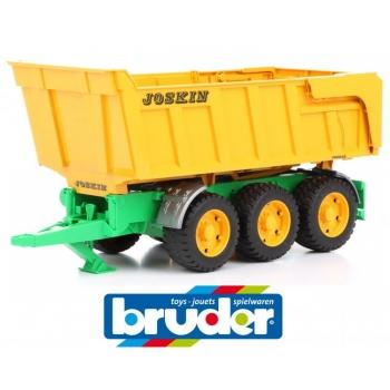 Bruder Joskin Traktori järelhaagis