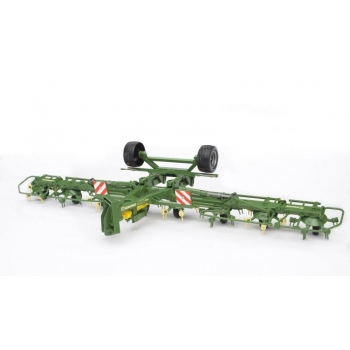 Bruder 02224 Krone Trailed Rotary Tedder with Running Gear