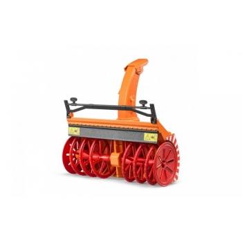 Bruder снегоуборочная прицепная машина (02349)