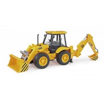 JCB 4CX  Traktor ekskavaator
