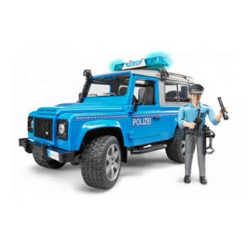 Вездеход Land Rover Defender Bruder 02597