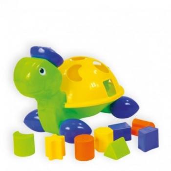 Kilpkonn - sorteerija plastmassist