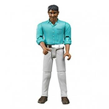 Inimfiguur, mees(tume), valgete teksadega