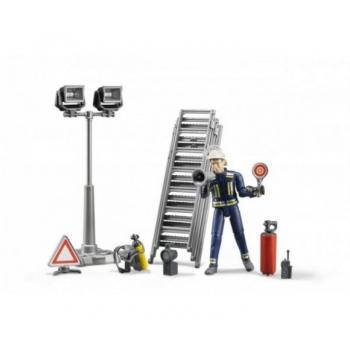 Tuletõrjujate komplekt