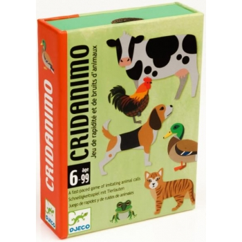 Card game - Cridanimo