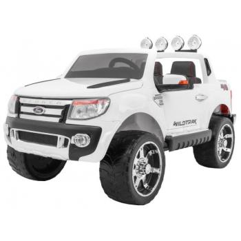 Ride on car Ford Ranger White