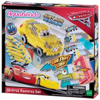 Aquabeads Car Kit 3 Cruz Ramirez 3D