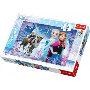 Trefl пазл - Disney FROZEN, 160 элементов