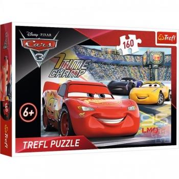 Trefl Pusle- Disney CARS, 160osa