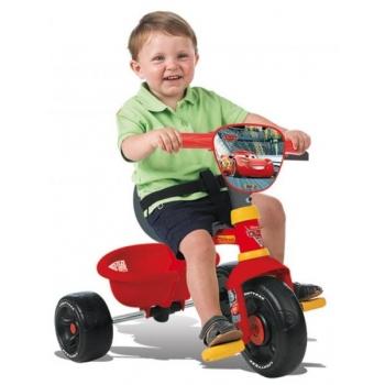 SMOBY трехколесный велосипед CARS