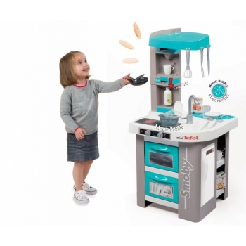 Игрушечный кухонный комплект SMOBY Tefal Studio Bubble