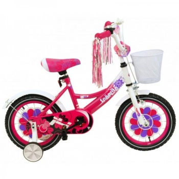 "Bicycle 12""Pink"
