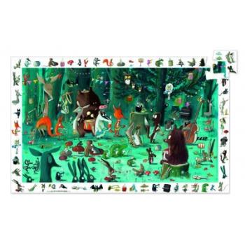 Observation puzle - The orchestra - 35pcs