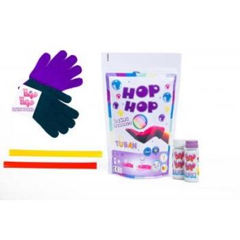 TUBAN Komplekt -Hop Hop seebimulli kindad + 2 x 60 ml