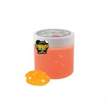 TUBAN Слизь неоново-оранжевая с блеском (100грамм)
