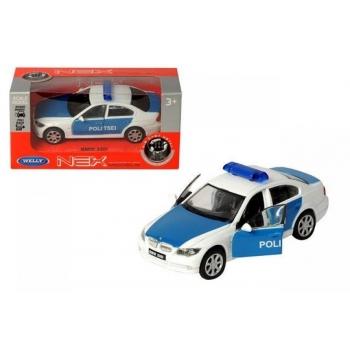 BMW politsei pull back - Welly